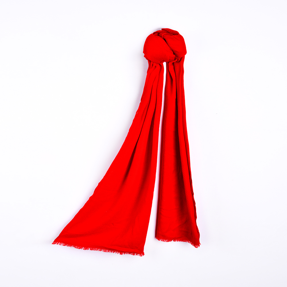 High quality plain pashmina shawl fashion cashmere lady scarf