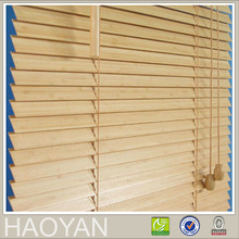 High quality modern style home decor wood window blind