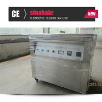 ultrasonic washing machinery vessel cleaning machine
