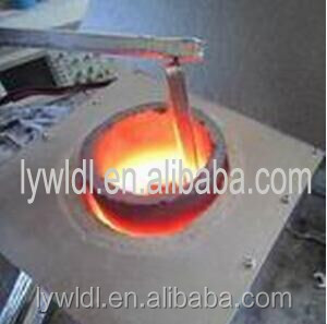 energy saving 10% industrical refining machine/ induction gold melting furnace