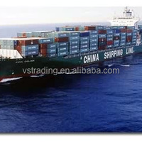 High Competitive Sea Road Transportation From