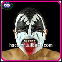 High Quality Latex Kiss Band Mask China Manufacturer