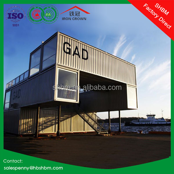 40ft 20ft cheap european luxury cargo container homes for sale flat pack folding portable movable prefab container homes house