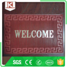 2015 New Arrival PVC Coil Door Mat