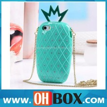 Wholesaler for iphone silicone case low price but good quality
