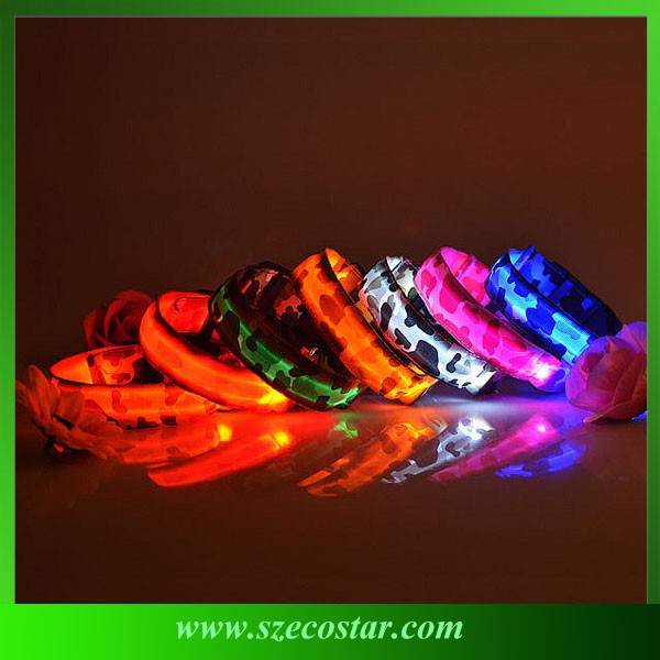 LED Dog Collar Manufacturer Wholesale Flashing LED Dog Collars
