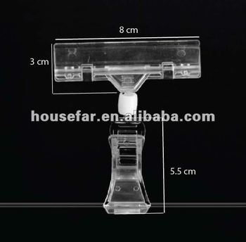 2012 new type promotional pop clip holder