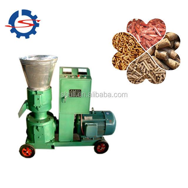 Household used rabbit food pellet making machine/animal feed pellet