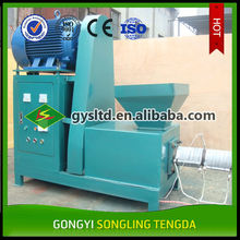 Best selling new type wood waste charcoal briquette machine