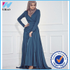 Yihao 2016 spring fashion Dubai muslim islamic clothing for women mopping the floor plus size