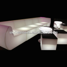 Wholesale Led Glow Chair, lounge set night club
