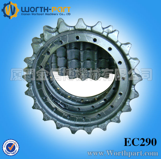 Volvo Excavator EC290 Sprocket Wheel