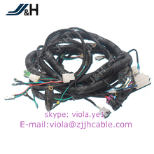 Customized OEM ODM toyota Auto parts electronic wiring harness