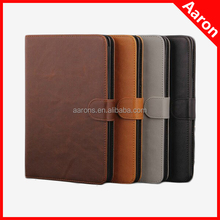 Vintage leather case for iPad mini 2 book cover