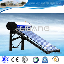 Wholesale solar power air conditioner High Pressured Heat pipe pressurized electric water heater solar hot water systems
