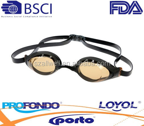 Adults' Racing Swimming Goggle