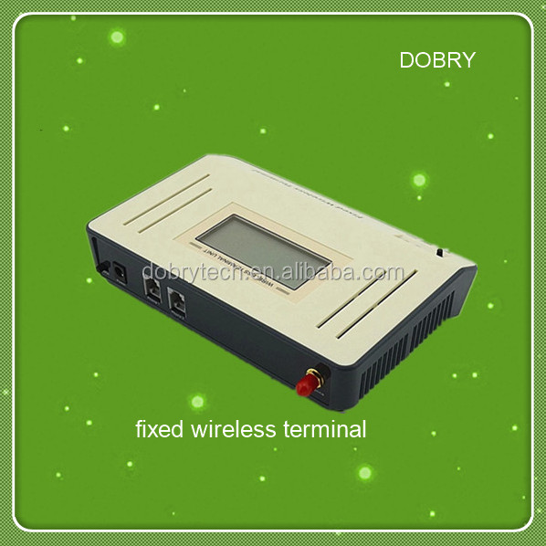 High quality GSM FWT GATEWAY / Fixed Wireless Terminal better than 8848