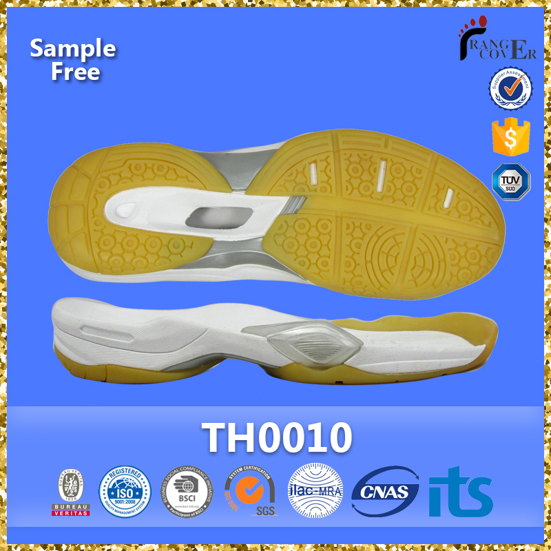 Fujian Wholesale Indoor Soccer Shoes Outsoles For Shoe Making