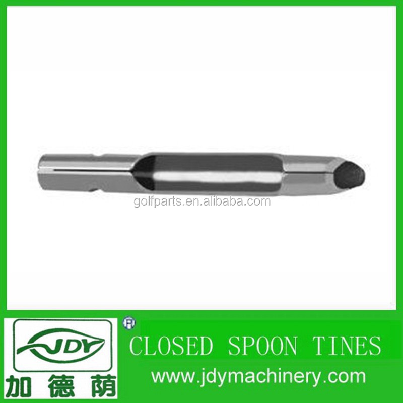 Bluebird / Ryan Lawn Aerator Parts Alloy Closed Spoon Core Aerator Tines
