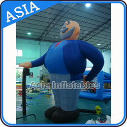 Good Quality Giant Inflatable Cartoon Man/Inflatable Model
