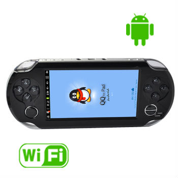 "4.3"" Touch Android Smart game Player game console and Wifi AS-926"