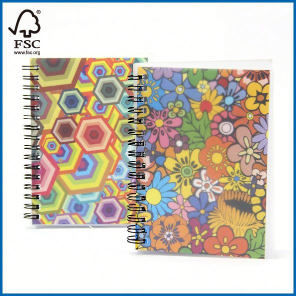 Wholesale denim cover notebook
