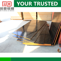 RD top quality densified film faced plywood for concrete formwork
