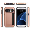 2 in 1 hybrid protective housing for samsung galaxy s7 edge,cell phone case for samsung galaxy S7/ S7 edge cover