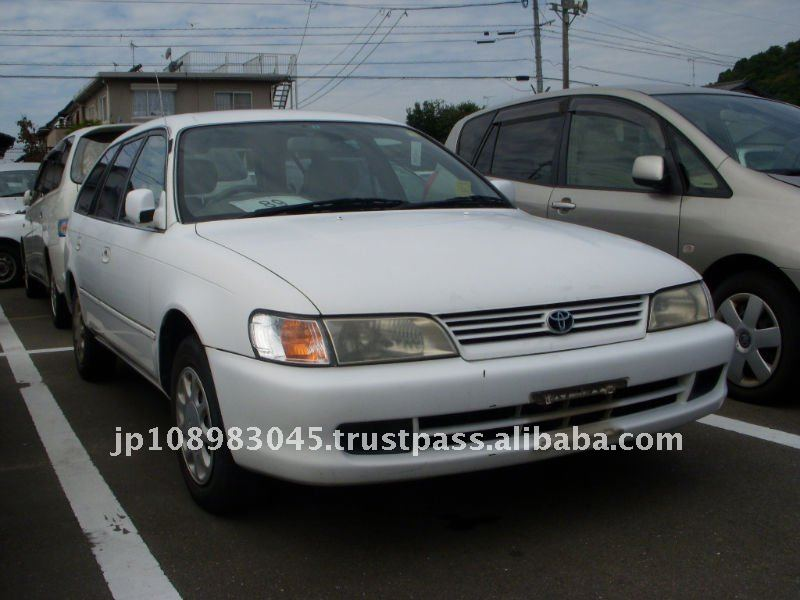 TOYOTA Corolla Wagon Van TOYOTA cheap car
