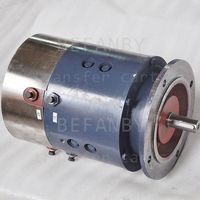 Professional team 48 v 4 kw dc motor electric car vehicle research and development