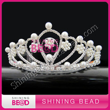 Most Popular For Adult Bridal Hair Accessories Rhinestone Crystal Bling Tiaras And Wedding Crown