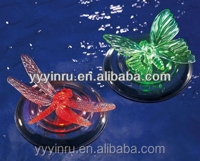 solar floating ball swimming pool led light