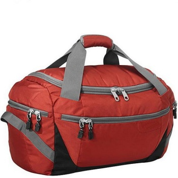 Wholesale 2018 water resistant weekender tote duffel bag travel bag for men and women