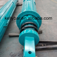 Heavy Equipment Engineering and Construction Machinery Parts Interlocking Friction Kelly Bar in Libherr Soilmec Sany Piling Rigs