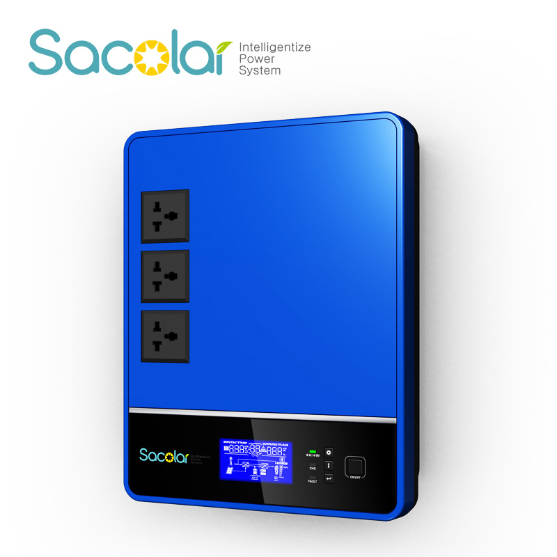 700W-1400W off grid solar power inverter for 3C electronics