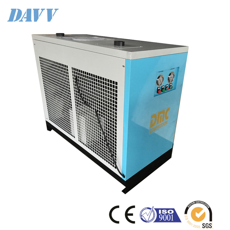 Air dryer for air compressor refrigerated type industrial air dryers DMC gas dry machine