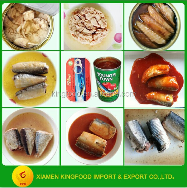 Canned Fish Exporters