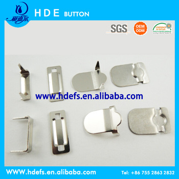 Trousers accessories Hook and Eyes