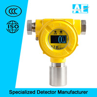 Fixed Industrial combustible gas detector with imported British sensor