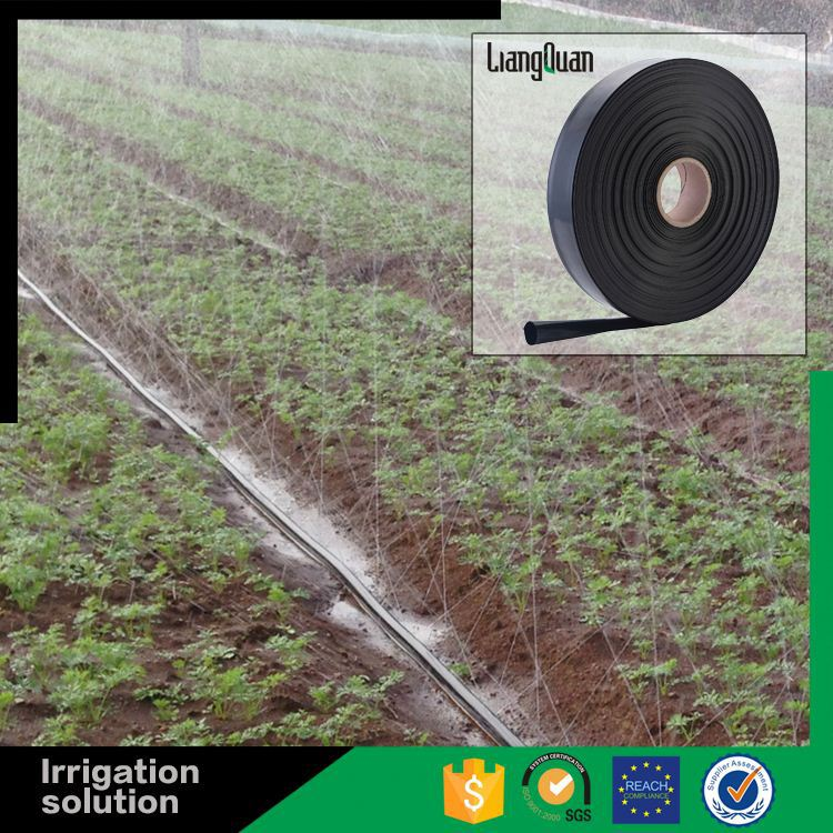 China factory hot selling PE gated irrigation pipe