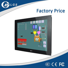 17 inch LS730H All in One Industrial Panel PC Multi Touch Embedded Computer