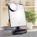 22 LED Touch Screen Tabletop Makeup Mirror