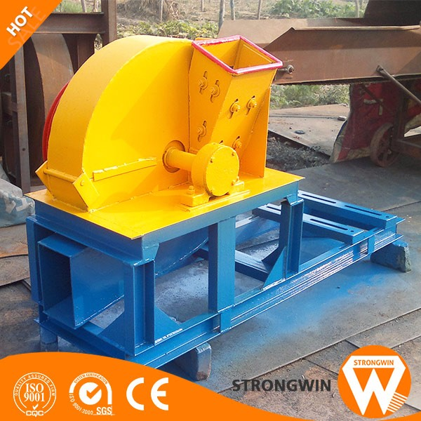 Strongwin small wood shaving machine for animal bedding