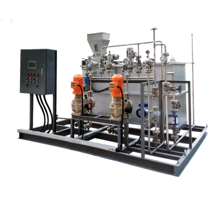 Skid-mounted Chemical Dosing System For Oil And Gas Industry