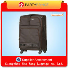 Fancy Spinner Fabric Travelmate Luggage For Sale With Custom Brand Name Factory