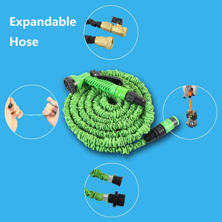 75 ft flexibel erweiterbar garten sprinkler auto wasserschlauch erweiterung flexible garten. Black Bedroom Furniture Sets. Home Design Ideas