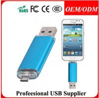 Promotion Gift 128gb External Hard Drive otg USB Flash Drives for Smart Phones