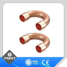 copper fitting copper 180 degree elbow U bend