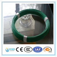 Low-Carbon Iron Wire PVC Coated Rabbit Cage Wire