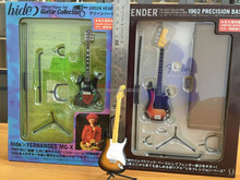 OEM replica musical instruments 1:8 scale Customize guitar model 8 string guitars miniature FENDER guitars